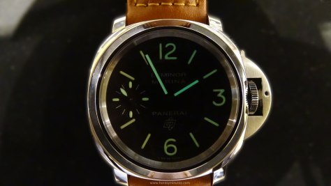 Panerai PAM 00632 SuperLuminova