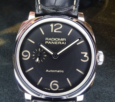 Panerai Radiomir 1940 3 Days Automatic acero frontal