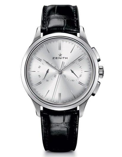 Zenith Elite Chronograph Classic Acero