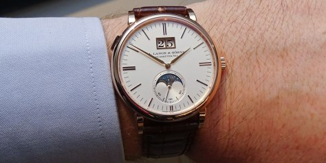 Saxonia Moonphase