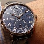El nuevo Glashütte Original Senator Chronometer. Fotos en vivo y precio