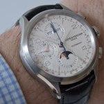 Baume & Mercier Clifton Chronograph Complete Calendar: fotos en vivo y precios