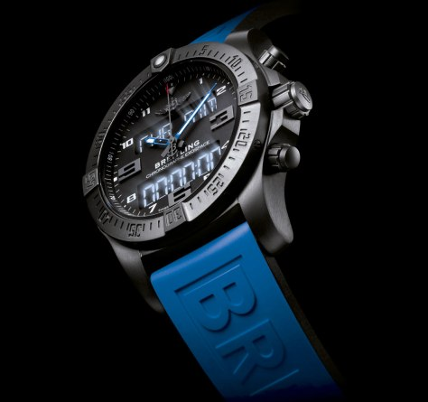 Breitling Exospace B55 lateral