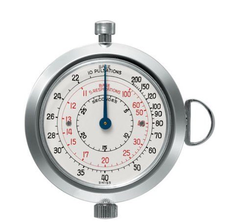 Heuer pulsómetro