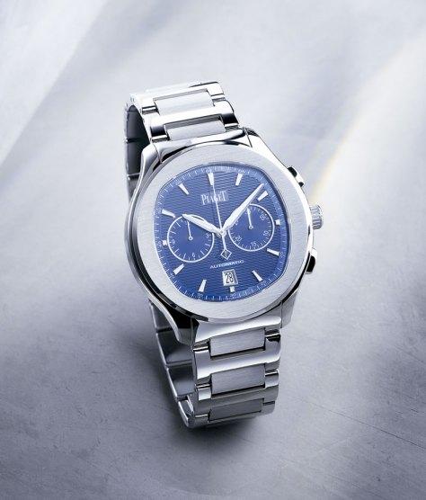 Piaget-Polo-S-Chronograph-Azul-1-Horasyminutos