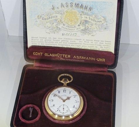 Reloj de bolsillo Assmann