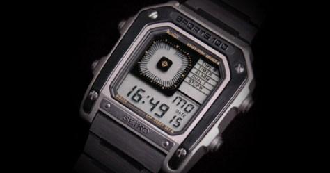 Seiko G757 Sports 100