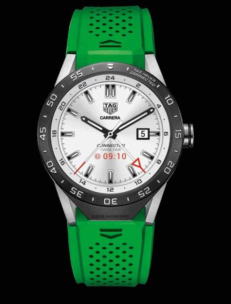 TAG Heuer Connected GMT