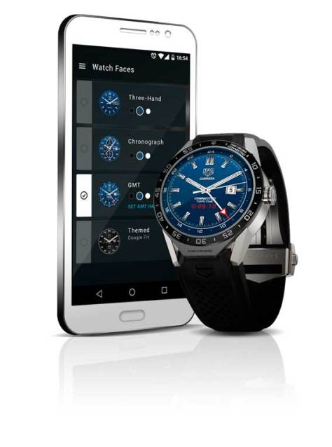 TAG Heuer Connected androidwear
