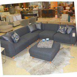 Small Crop Of Modern Sectional Sofa