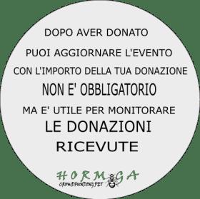 AVVISO DONAZIONE