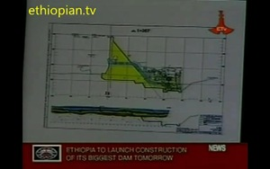 Grand Ethiopian Renaissance dam (Millennium dam) design (2)