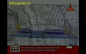 Grand Ethiopian Renaissance dam (Millennium dam) design (3)