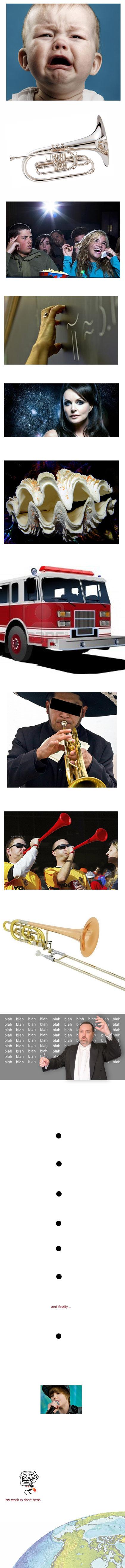 Annoying Sounds - Horn Matters