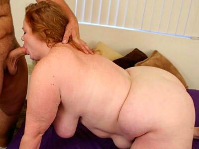 mature bbw tits