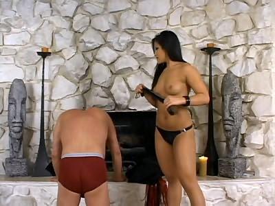 tall hot wife dominatrix