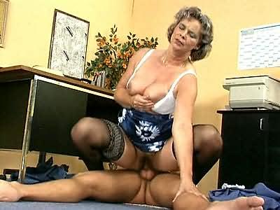 very old grandma sex