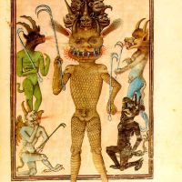 The Hierarchy of Hell: Who's Who in Lucifer's Underworld - article by Daz Lawrence
