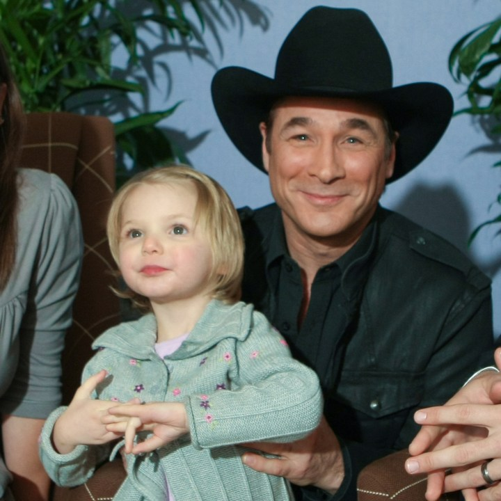clint black s daughter pictures to pin on pinterest