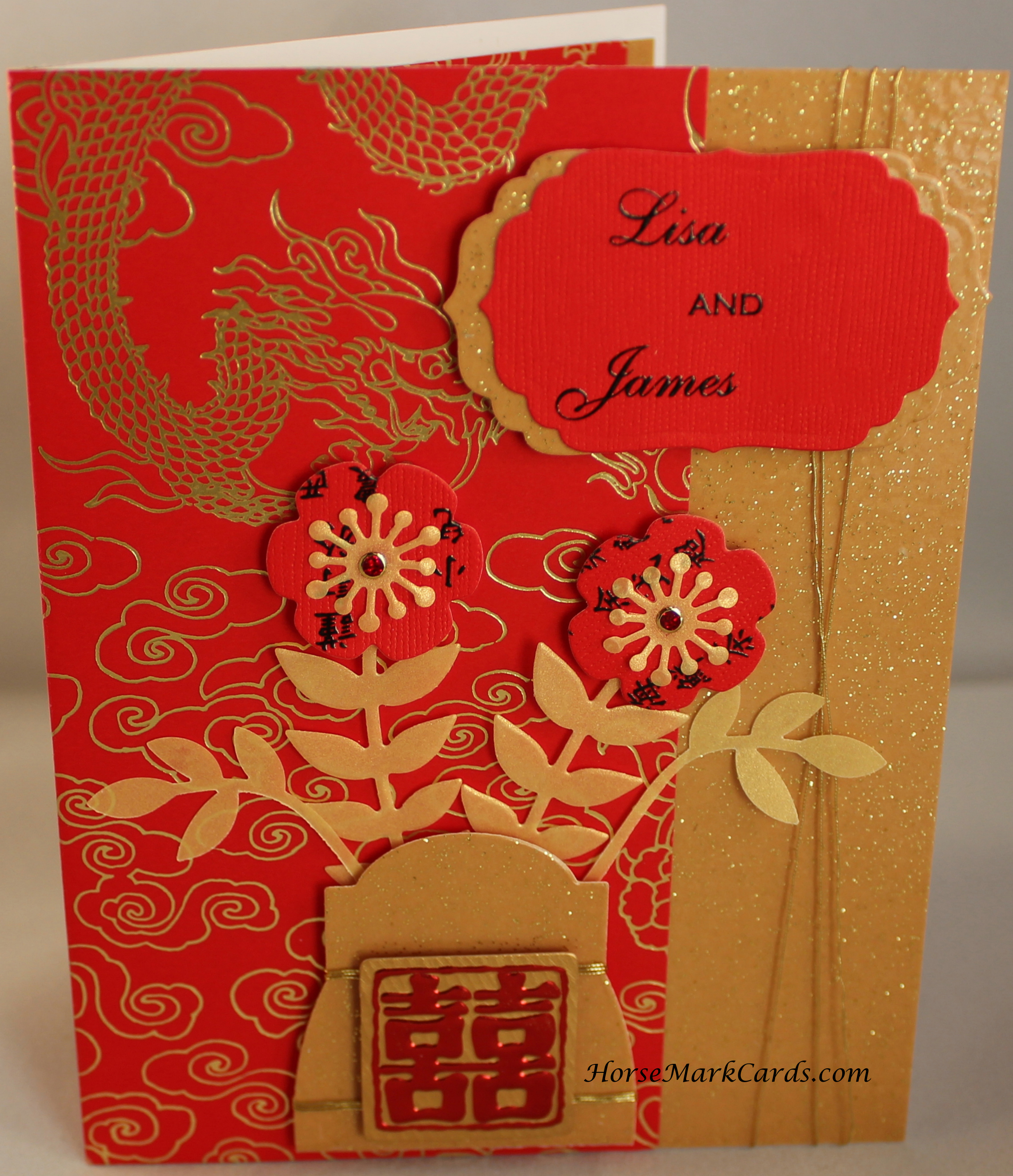 custom wedding cards chinese wedding invitation custom Chinese wedding card made from the invitation custom wedding cards