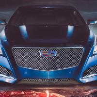 Is this the 2016 CTS-V?