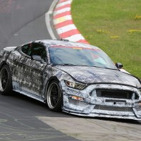New 2015 SVT Mustang caught testing at Nurburgring! (w/ video) UPDATE