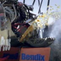 NHRA Drag Racing is even more epic in super slow motion