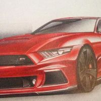 This is the 2015 Roush Mustang (Update)