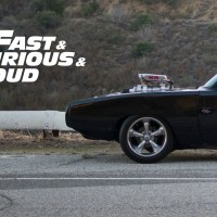 Here is the famous 1970 Charger from the Fast & Furious movies