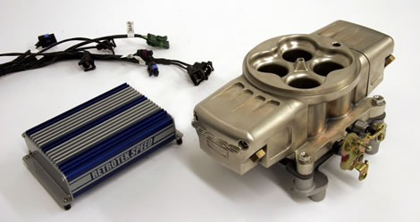 RetroTek Speed electronic fuel injection system
