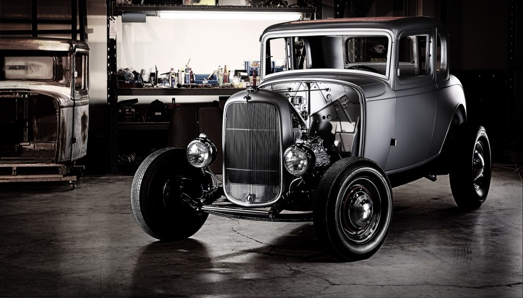 1932 5 Window Coupe Body Shell Available From Ford Component Sales