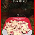 Super Easy Peppermint Bark