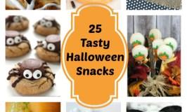 25 Super Fun Halloween Inspired Snacks & Treats