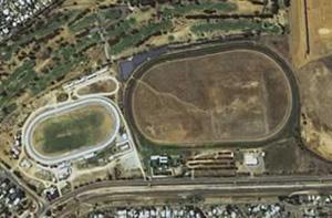 Leeton Race Track