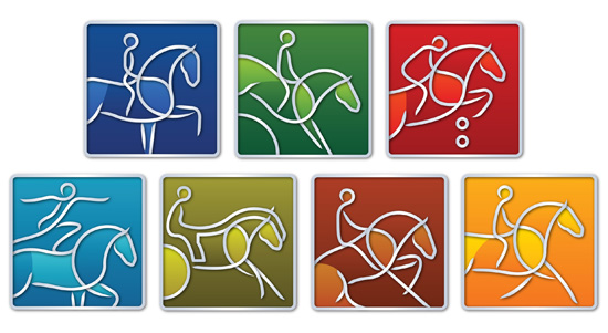 The new FEI pictograms.