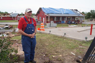 Dr. Glenn Orr, owner of Orr Family Farm, discusses his plans to clean up and rebuild the Orr Family Farm if possible.