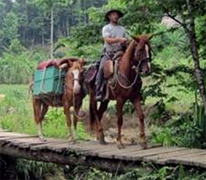 """In the summer of 2012 Orion Kraus began his journey from Mexico to Panama. What did Orion finding waiting for him? """"Ticks are the worst. My first night on the trail, I must have picked at least 20 ticks off me and I've been battling them ever since."""""""