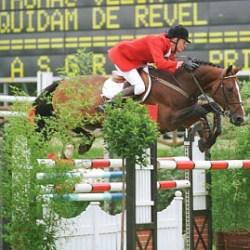 Super stallion Quidam de Revel dies at 32