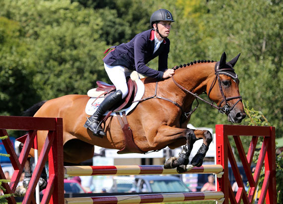 World No.1 showjumper Scott Brash made his Hickstead CSIO5* debut last summer at the Longines Royal International Horse Show, jumping a double clear for Great Britain in the Furusiyya FEI Nations Cup.