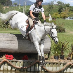 Tough fight expected at NZ eventing's season finale