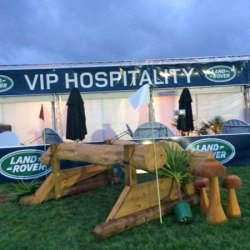 Land-Rover Marquee