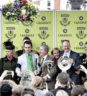 Pineau De Re's connections at the presentation.