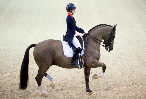 Charlotte Dujardin is taking Valegro to Aachen for the first time in July.