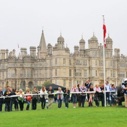 Equine charities to gain from Burghley Horse Trials romp