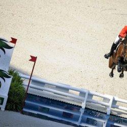 Dutch team wins WEG jumping gold by a whisker