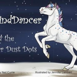 Inspiring book helps out pony rescue charity