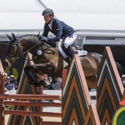 Michael Jung claims Rolex Kentucky Three-Day Event
