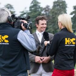 Shot at  stardom for budding equine TV presenters