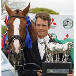 William Fox-Pitt out of ICU 2 weeks after fall