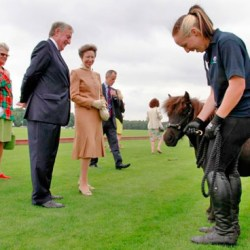 £25K raised for equine charity at polo fundraiser with Princess Anne